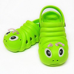 Dayglow Green Bugz shoes